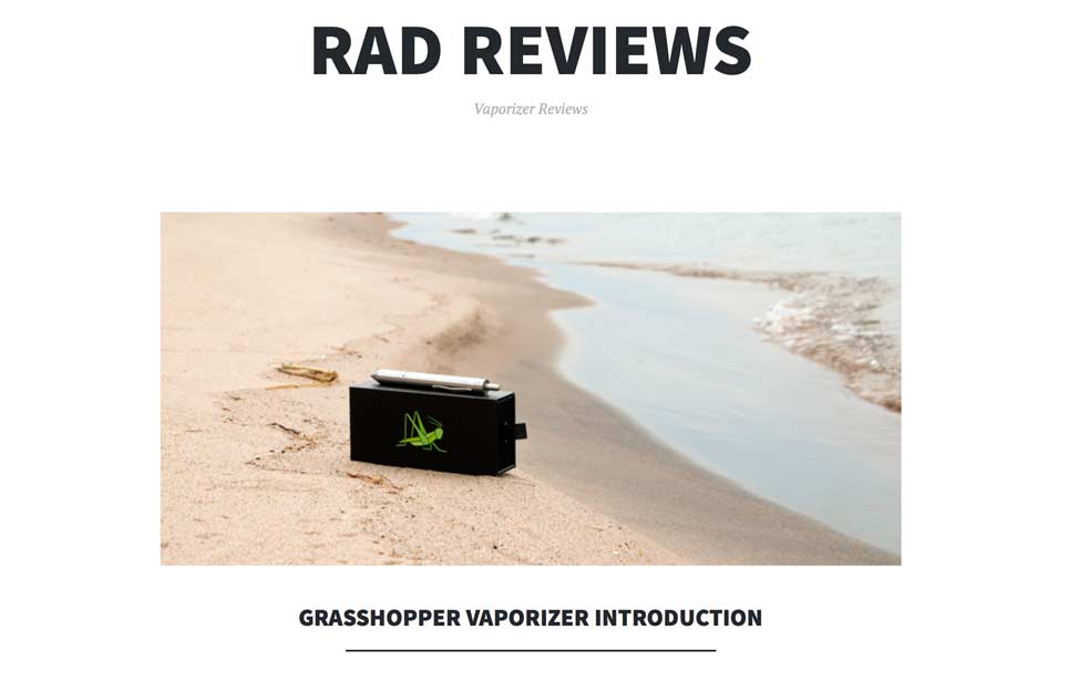 Rad Reviews Review